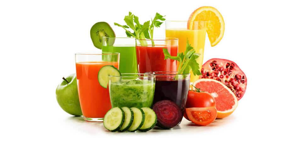 Vegetable Juices in Nutriton Coaching