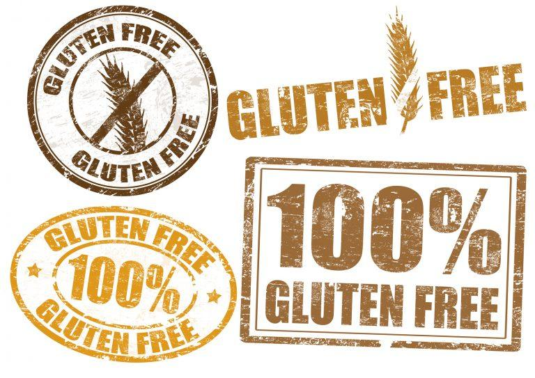 Gluten free nutrition food for healthy life