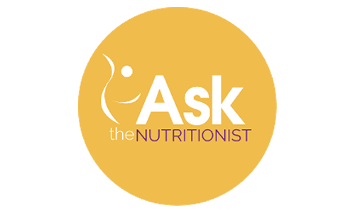 Ask The Nutritionist Logo